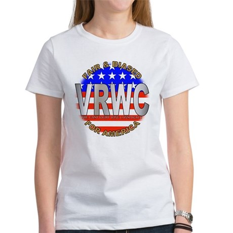 VRWC Fair & Biased Women's T-Shirt