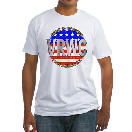 VRWC Fair & Biased Fitted T-Shirt