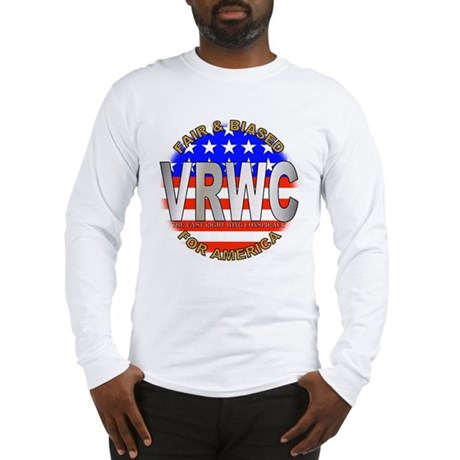 VRWC Fair & Biased Long Sleeve T-Shirt