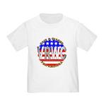 VRWC Fair & Biased Toddler T-Shirt
