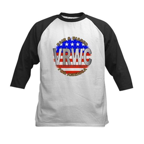 VRWC Fair & Biased Kids Baseball Jersey