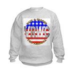 VRWC Fair & Biased Kids Sweatshirt