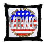 VRWC Fair & Biased Throw Pillow
