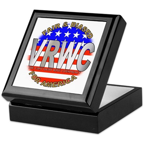 VRWC Fair & Biased Keepsake Box