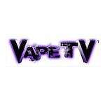 VapeTV 42x14 Wall Peel