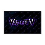 VapeTV 22x14 Wall Peel