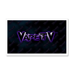 VapeTV Car Magnet 20 x 12