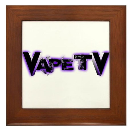 VapeTV Framed Tile