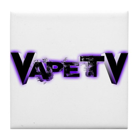 VapeTV Tile Coaster
