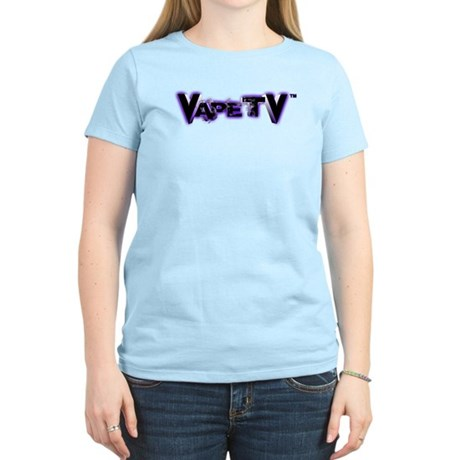 VapeTV Women's Light T-Shirt