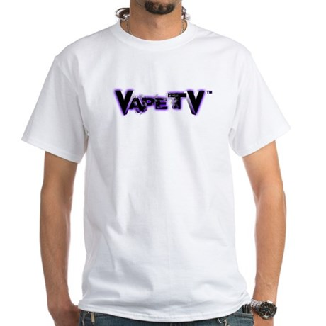 VapeTV White T-Shirt