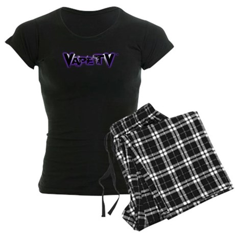 VapeTV Women's Dark Pajamas