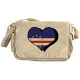 I Love Cape Verde Messenger Bag