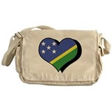 Cute Solomon Messenger Bag