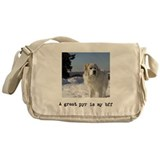 Great Pyrenees Messenger Bag