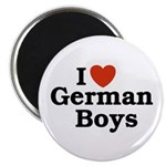 I love German Boys Magnet