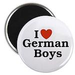 I love German Boys Magnet