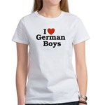 I love German Boys Women's T-Shirt