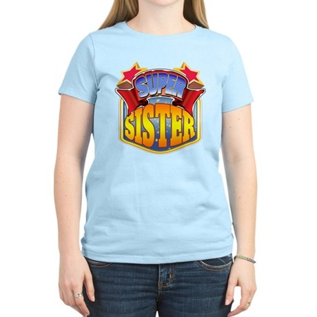 Super Sister Women's Light T-Shirt