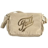 Fame - Fail gold Messenger Bag