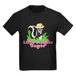 Little Stinker Jamie Kids Dark T-Shirt
