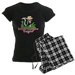 Little Stinker Jamie Women's Dark Pajamas