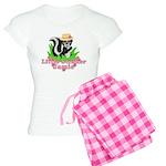 Little Stinker Jamie Women's Light Pajamas