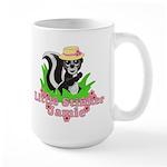 Little Stinker Jamie Large Mug