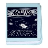 Master of Your Universe baby blanket