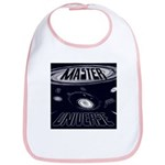 Master of Your Universe Bib
