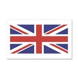 UNION JACK UK BRITISH FLAG Car Magnet 20 x 12