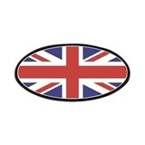 UNION JACK UK BRITISH FLAG Patches