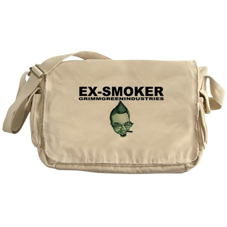 Ex-Smoker Messenger Bag