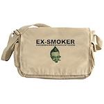 Ex-Smoker Messenger Bag
