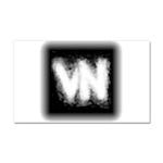 VN Logo Car Magnet 20 x 12