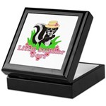 Little Stinker Jeri Keepsake Box