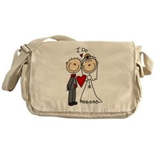 I Do Wedding Messenger Bag