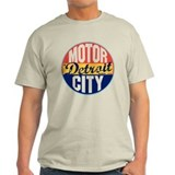 Detroit Vintage Label T-Shirt