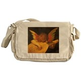 Fiorentino Musician Angel Messenger Bag