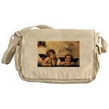 Raphael Sistine Madonna Messenger Bag