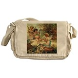 Zatzka Angels Messenger Bag