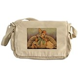 Mother Goose Messenger Bag