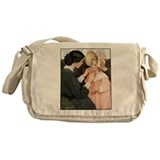Mother and Child Messenger Bag