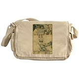The Garden Wall Messenger Bag