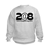 You're Two @ Eight! Sweatshirt
