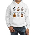 Crazy Cat Lady In Training Hooded Sweatshirt