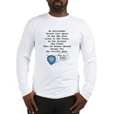 Alien Blues Limerick Long Sleeve T-Shirt