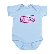 MADE IN PALOS VERDES Infant Bodysuit