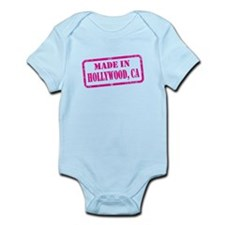 MADE IN HOLYWOOD, CA Infant Bodysuit