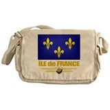 Ile de France Messenger Bag